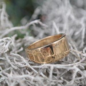 guld, sølv, ring