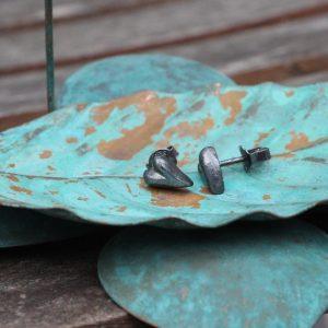 ørering, sølv, ørestikker