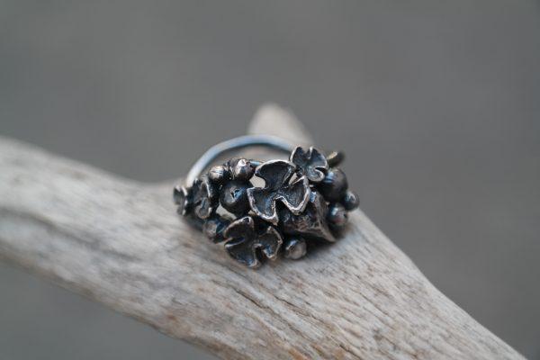 Unika, ring, sølv